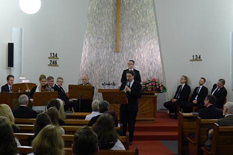 Apostel Gemeinde Kiel